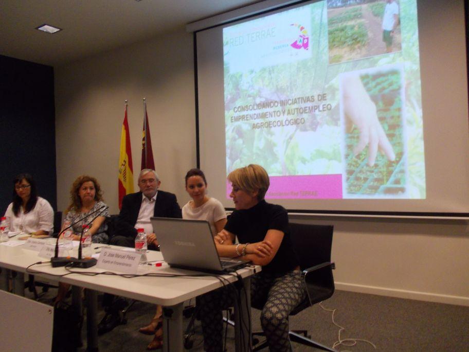 Jornadas Empleate emprende CEPAIM en Murcia