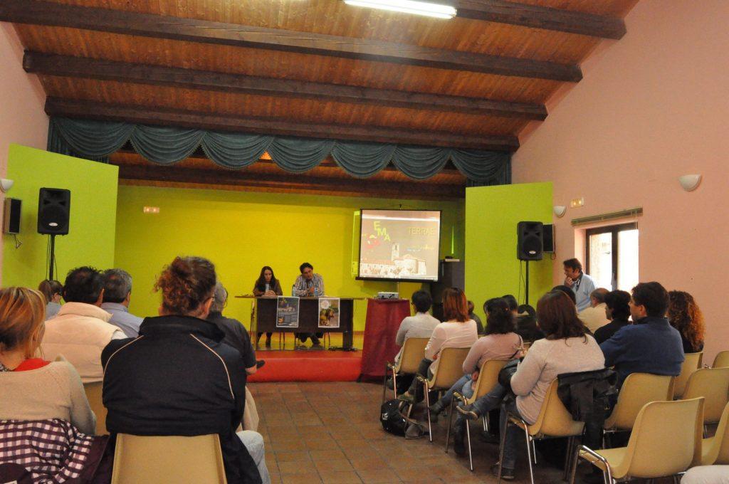 presentacion red TERRAE Burgohondo