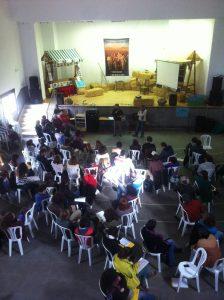 IIencuentro jovenes medio rural vivo