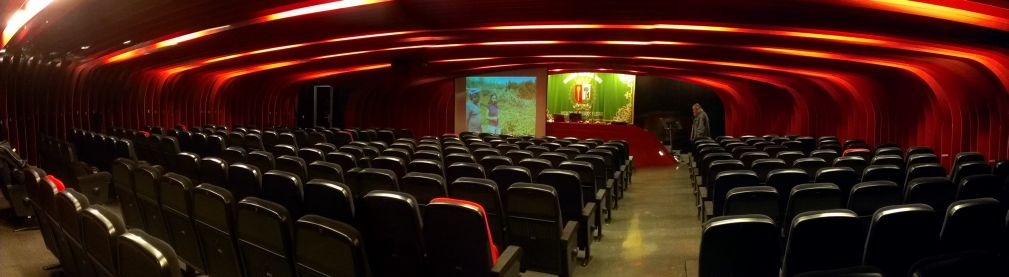 sala conferencias UAM
