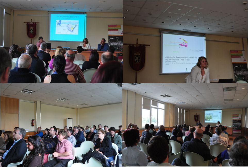 presentacion TERRAE en Elburgo