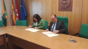 Acuerdo IMIDRA Buitrago de Lozoya