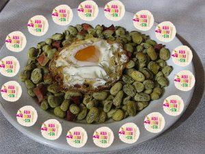 ECOKM0-habitas-con-jamon-y-huevo