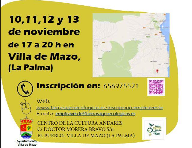 calendario Villa de Mazo