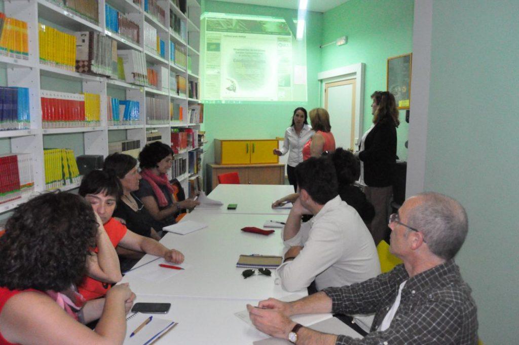 Ïnicio programa DILAS 2015 en Alovera
