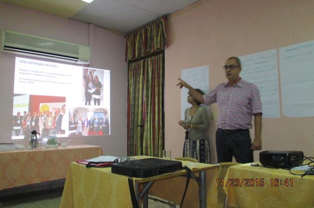 Visita a proyecto BASAL Cuba (3)