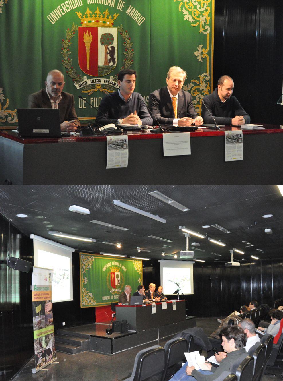 jornadas UAM 2016 Inauguracion