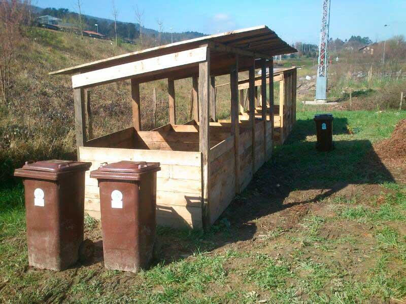 Agrocompostaje composteras