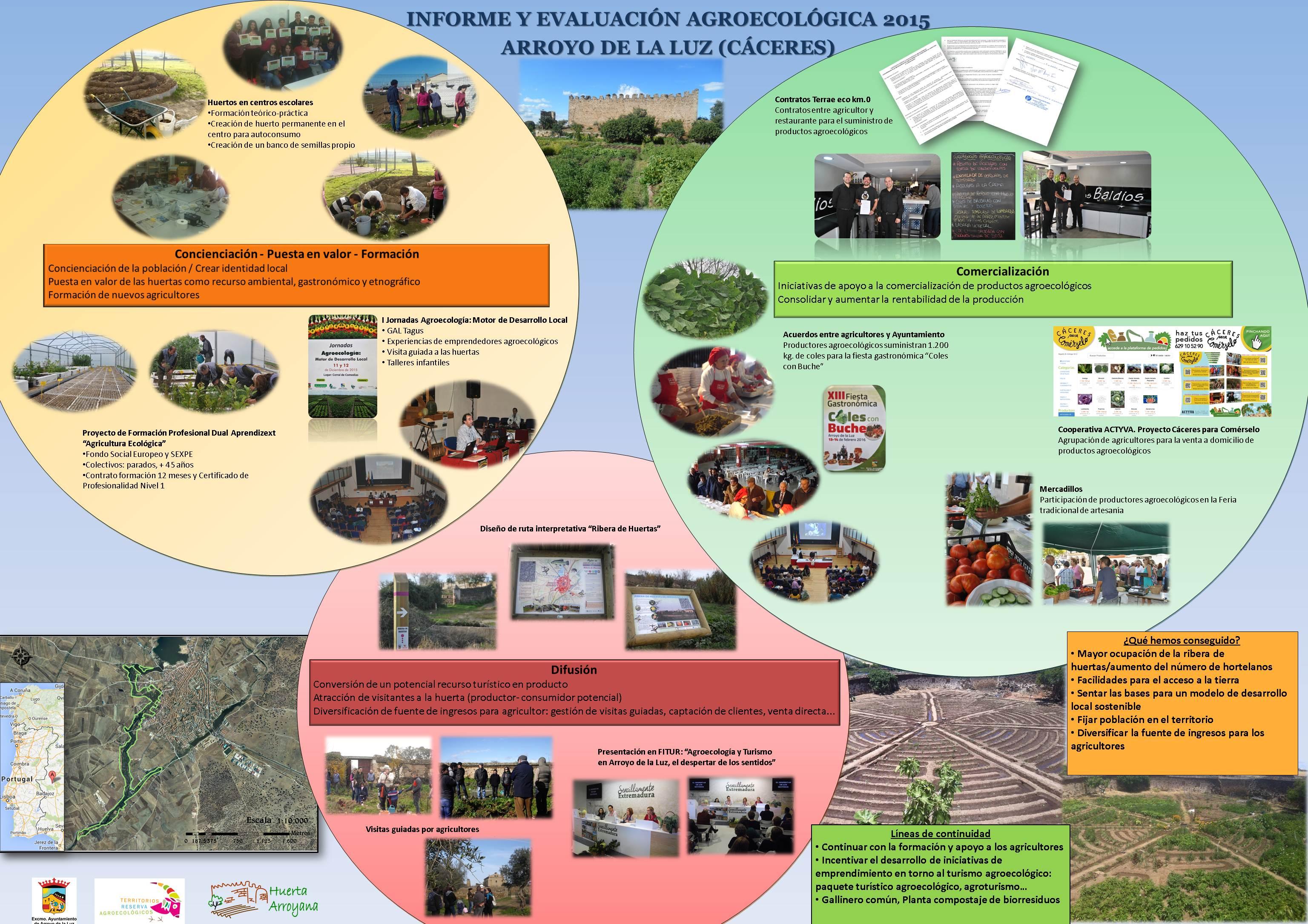 Poster UAM Arroyo Luz