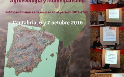 III Simposio ibérico de agroecología y municipalismo