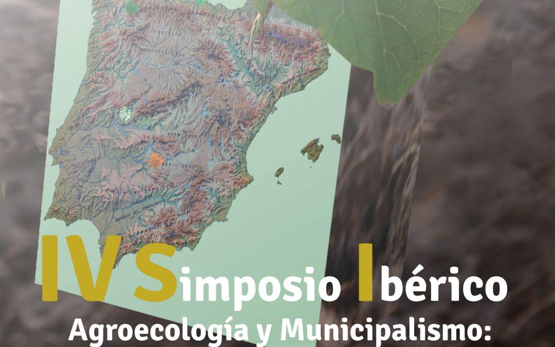 El acceso a la tierra y los retos de repoblación rural. IV Simposio Ibérico de Agroecología y Municipalismo