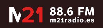 En M21radio, entrevista a Mila Martin