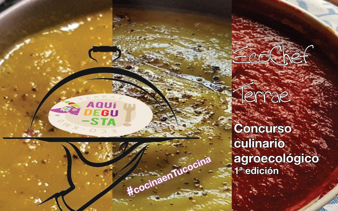 Ecochef Terrae unidos por la alimentación saludable y consumo responsable